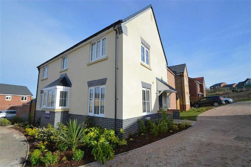 4 Bedrooms Detached House for sale in Murrell Way, Sutton Grange, Shrewsbury