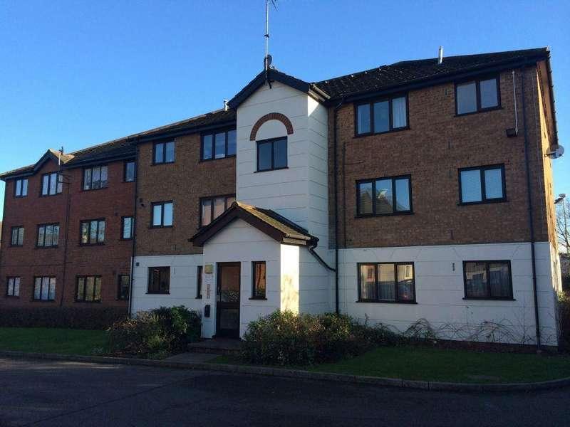 1 Bedroom Flat for rent in Parrotts Field, Hoddesdon