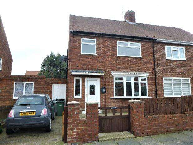 3 Bedrooms Semi Detached House for sale in LYNGROVE, RYHOPE, SUNDERLAND SOUTH