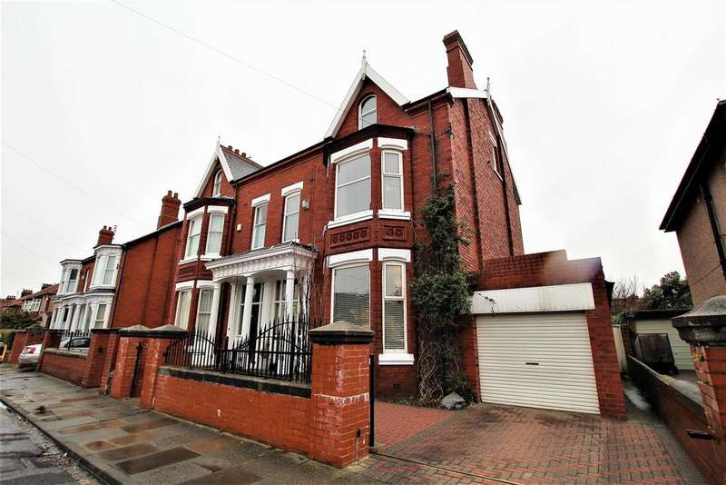 7 Bedrooms Semi Detached House for sale in Linden Grove, Hartlepool