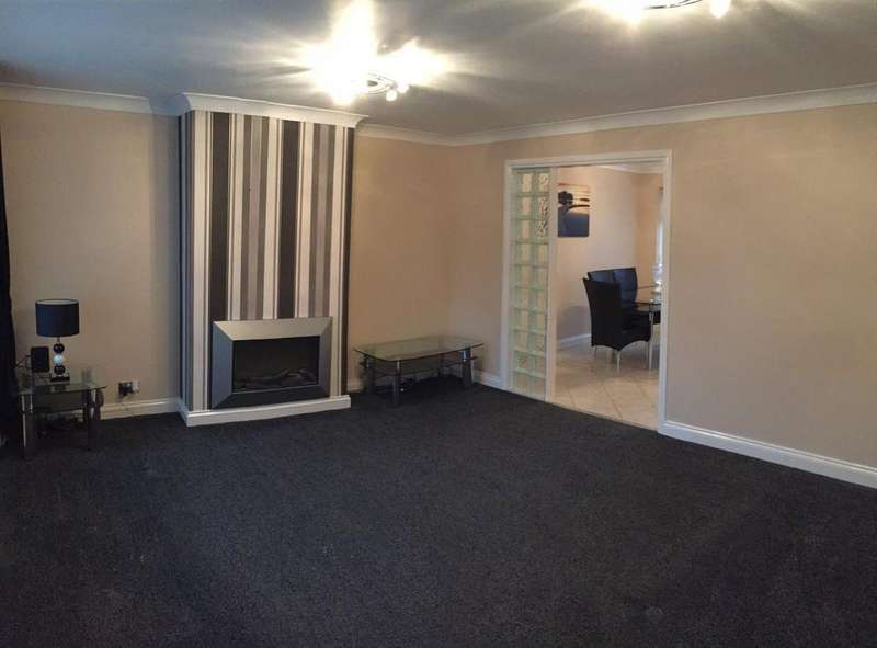 3 Bedrooms Semi Detached House for rent in Witla Court Road,