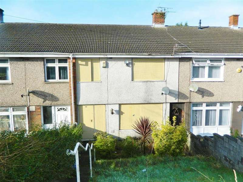3 Bedrooms Terraced House for sale in Ffordd-Y-Brain, Ravenhill