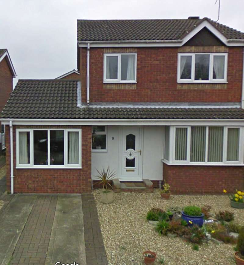 3 Bedrooms Detached House for rent in Lydia Court, Immingham DN40