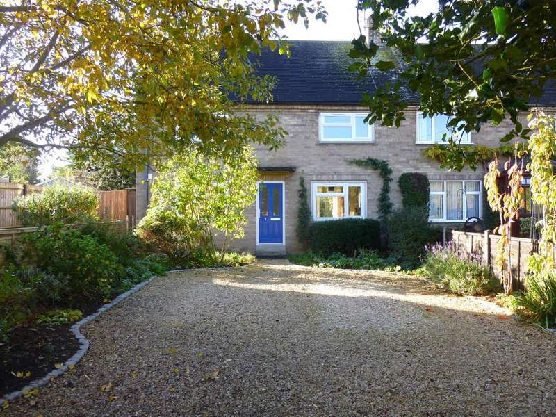3 Bedrooms Terraced House for sale in Bledington, Oxfordshire