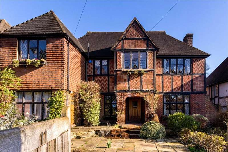5 Bedrooms Detached House for sale in St. Aubyn's Avenue, Wimbledon, London, SW19