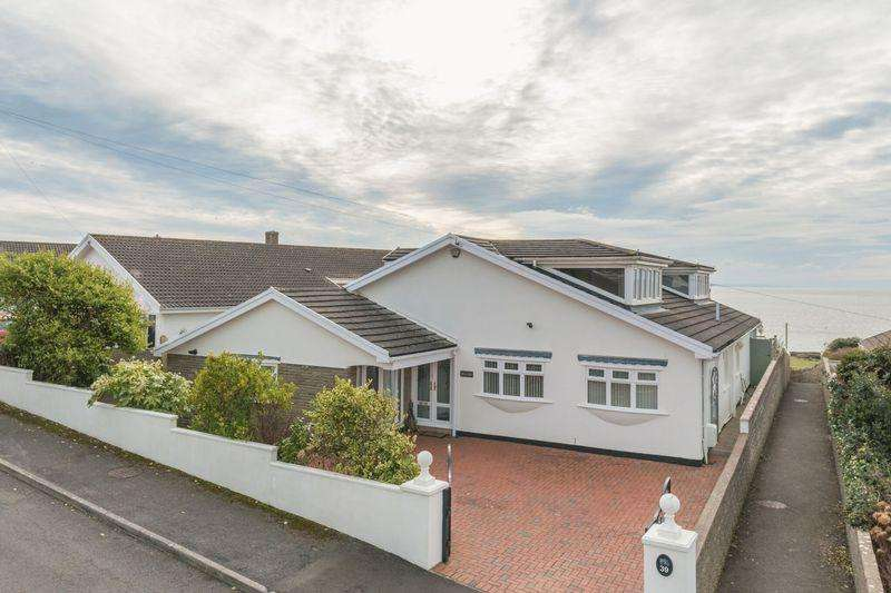 4 Bedrooms Detached House for sale in Marine Drive Ogmore-by-Sea Bridgend CF32 0PJ
