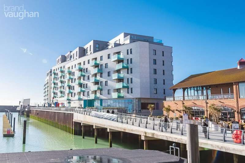 4 Bedrooms Penthouse Flat for sale in The Boardwalk, Brighton Marina Village, Brighton, BN2