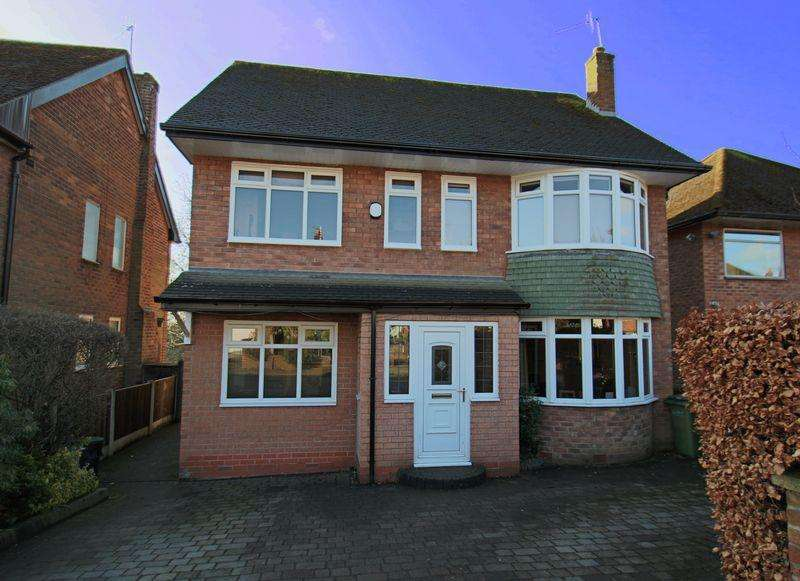 4 Bedrooms Detached House for sale in Stonemead, Romiley