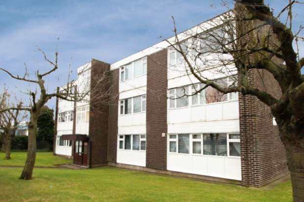 2 Bedrooms Flat for sale in Elsdon Avenue, Whitley Bay, Tyne And Wear, NE25 0BW