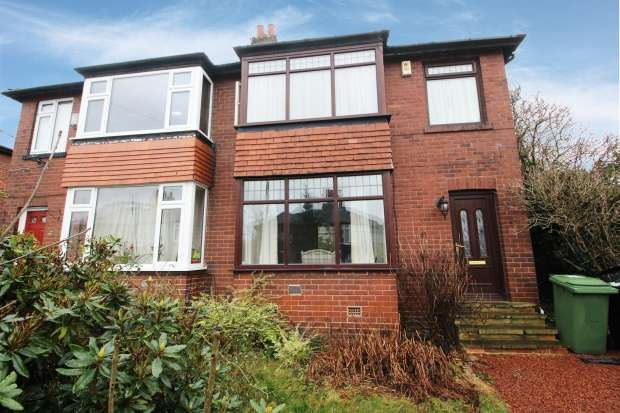 3 Bedrooms Semi Detached House for sale in William Rise, Leeds, West Yorkshire, LS15 7JN