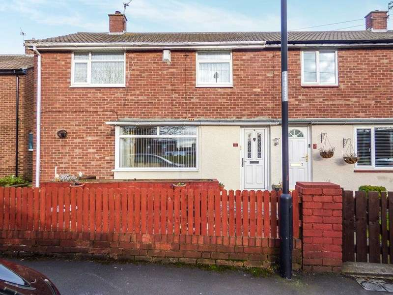 3 Bedrooms Property for sale in Barnstaple Road, North Shields, Tyne and Wear, NE29 8QA