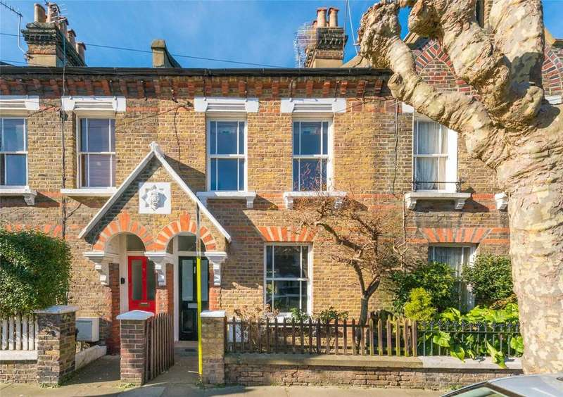 3 Bedrooms Terraced House for sale in First Avenue, London, W10
