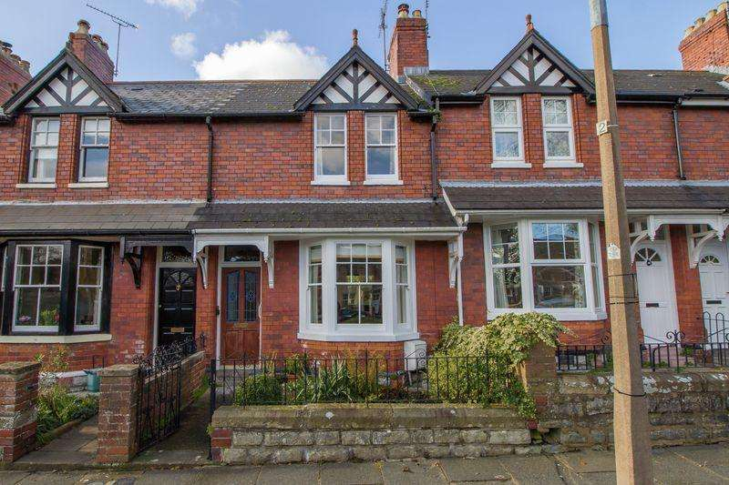 2 Bedrooms Terraced House for sale in Archer Terrace, Penarth