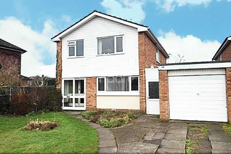 4 Bedrooms Detached House for sale in Leyburn Road, North Hykeham, Lincoln