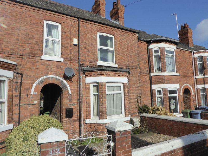 2 Bedrooms Terraced House for sale in Albert Road, Retford