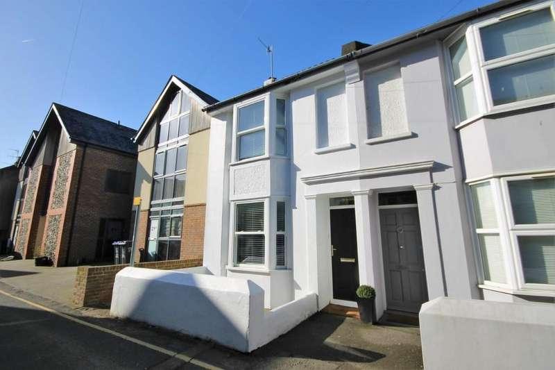 2 Bedrooms End Of Terrace House for sale in West Street, Shoreham-by-Sea