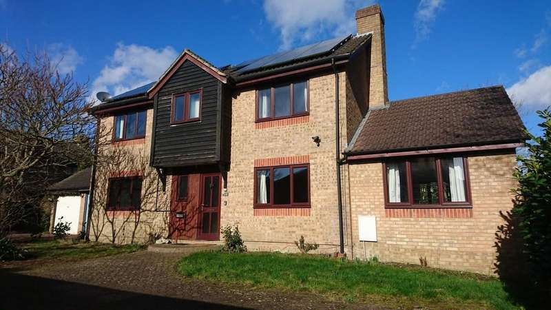 4 Bedrooms Detached House for sale in Mill Lane, Brackley