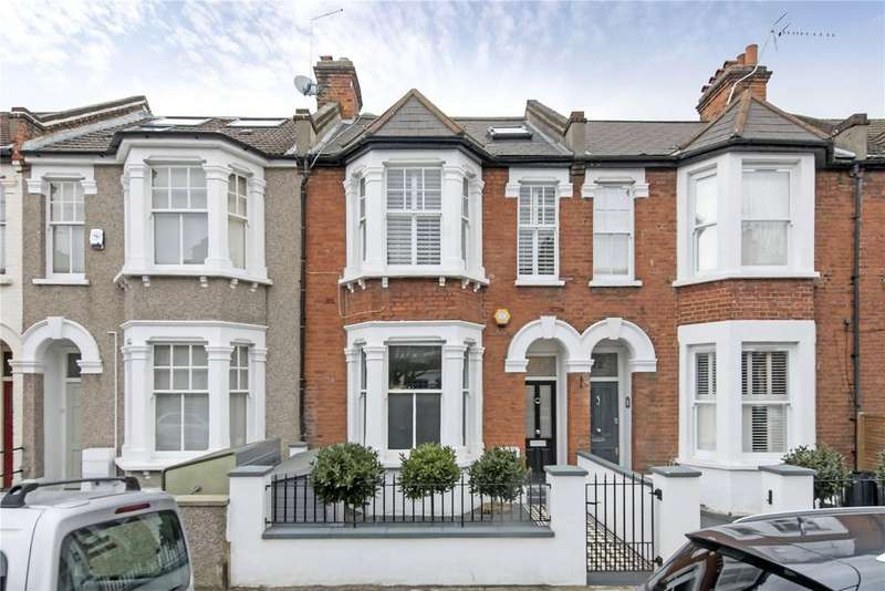4 Bedrooms Terraced House for sale in Laitwood Road, Balham, London, SW12