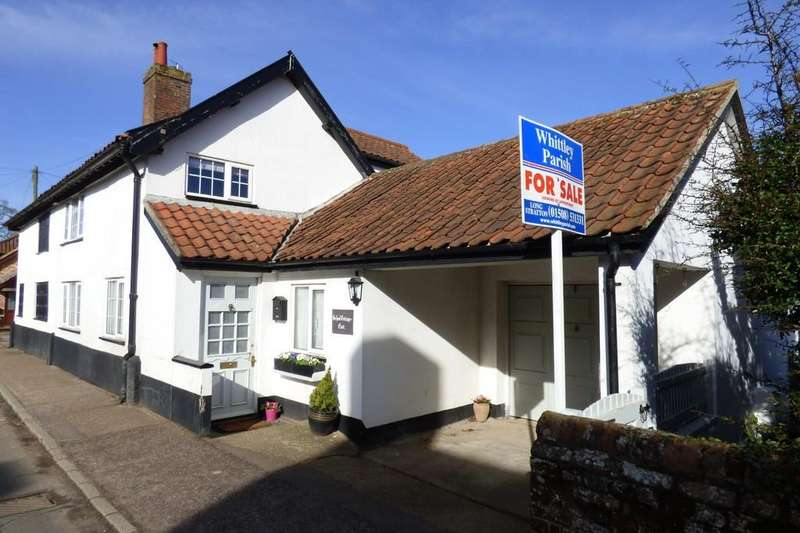 3 Bedrooms Cottage House for sale in The Street, Hempnall
