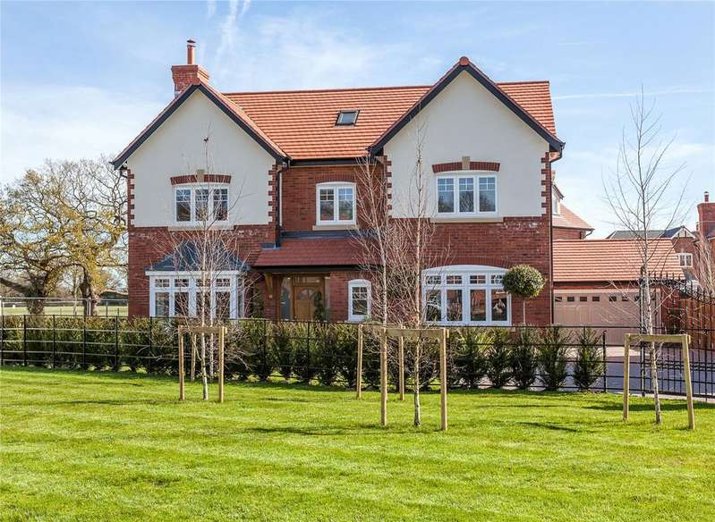 5 Bedrooms Detached House for sale in Bletchley Park Way, Wilmslow, Cheshire, SK9