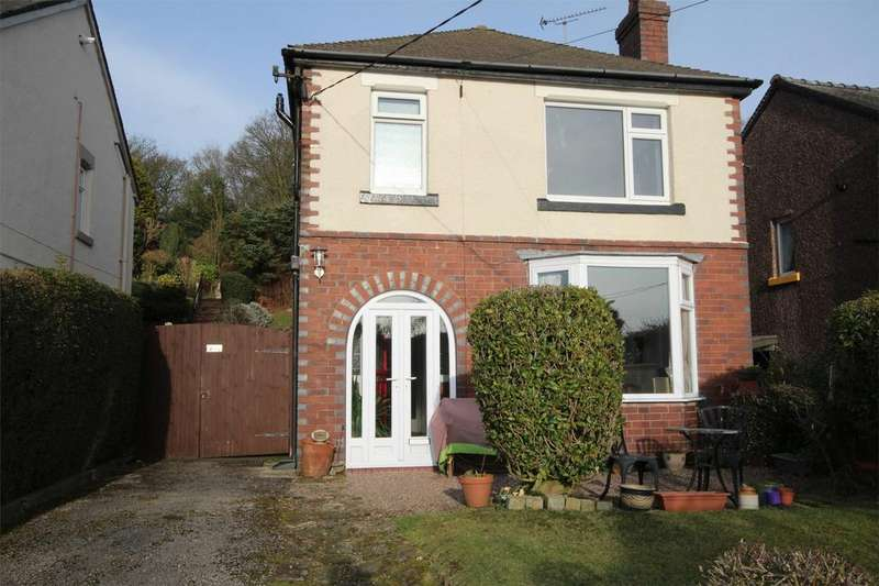 3 Bedrooms Detached House for sale in Dilhorne Road, Cheadle, STOKE-ON-TRENT, Staffordshire