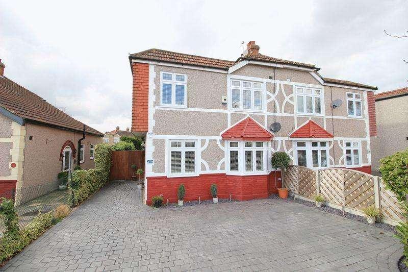 4 Bedrooms Chalet House for sale in Burnt Oak Lane, Sidcup, DA15 8LR