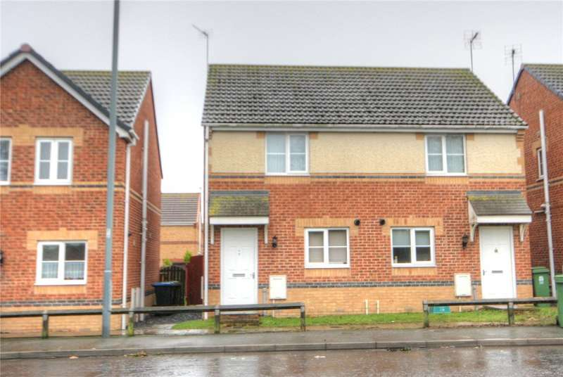 2 Bedrooms Semi Detached House for sale in Harland Court, St. Helen Auckland, Bishop Auckland, DL14
