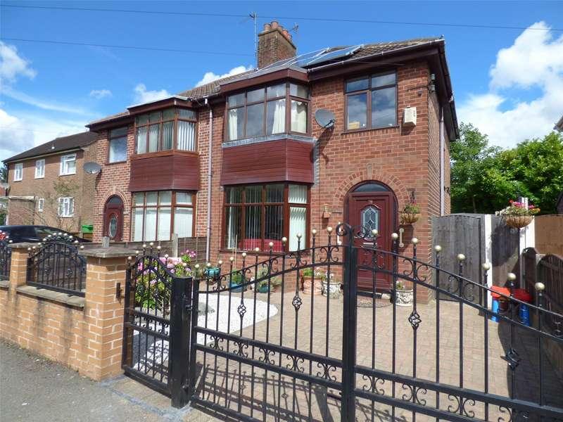 3 Bedrooms Semi Detached House for sale in Linford Avenue, Moston, Manchester, M40