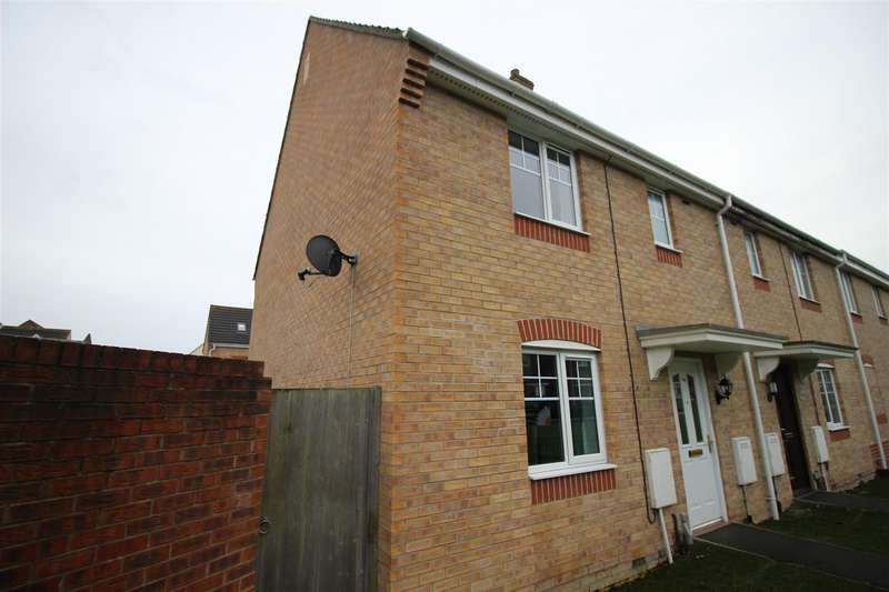3 Bedrooms End Of Terrace House for sale in Endeavour Road, Swindon