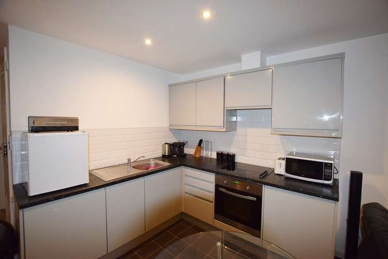 1 Bedroom Apartment Flat for sale in 20:20 House, Skinner Lane LS7