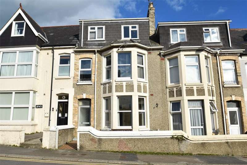 1 Bedroom Apartment Flat for sale in Edgcumbe Avenue, Newquay