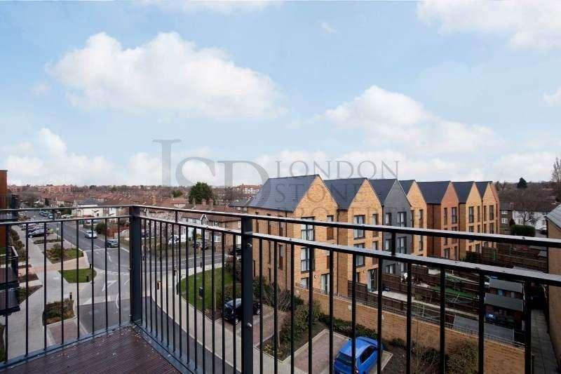 1 Bedroom Flat for sale in Conningham Court, Kidbrooke Village, London SE9