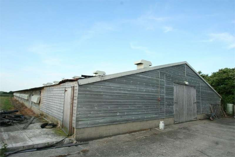 Barn Character Property for rent in Kentish farm