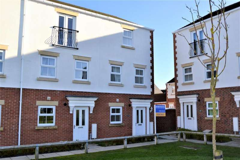 4 Bedrooms Town House for sale in Lavender Crescent, Middlestone Moor
