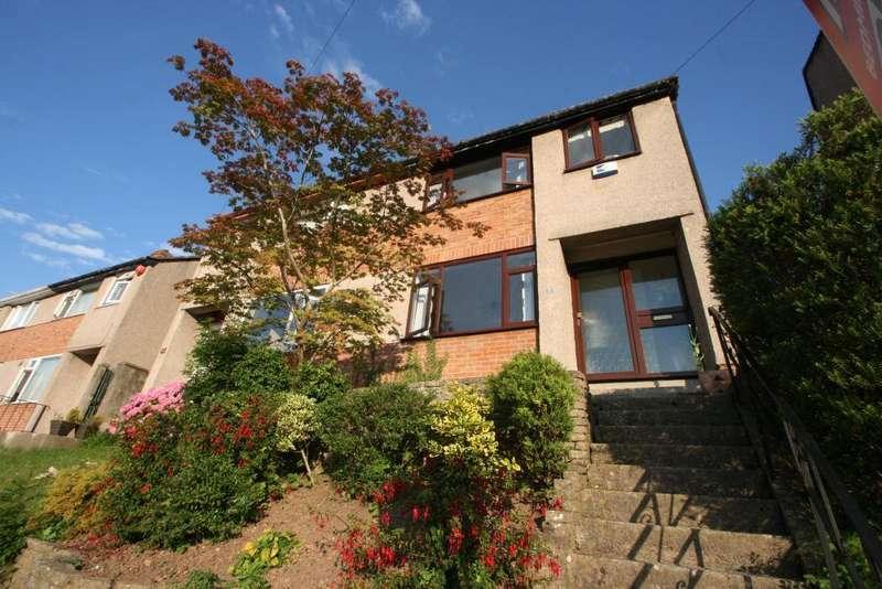 3 Bedrooms Semi Detached House for rent in Crantock Avenue, Headley Park, Bristol, BS13