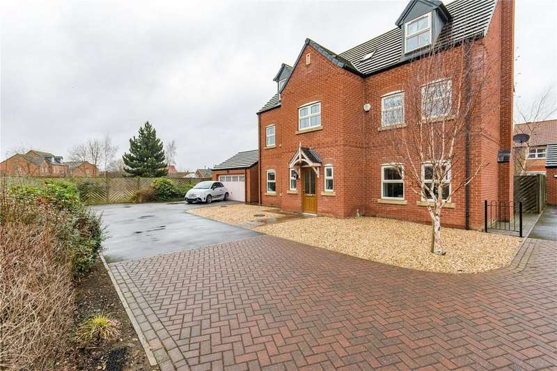 6 Bedrooms Detached House for sale in Saffron Way, Scunthorpe, North Lincolnshire, DN17