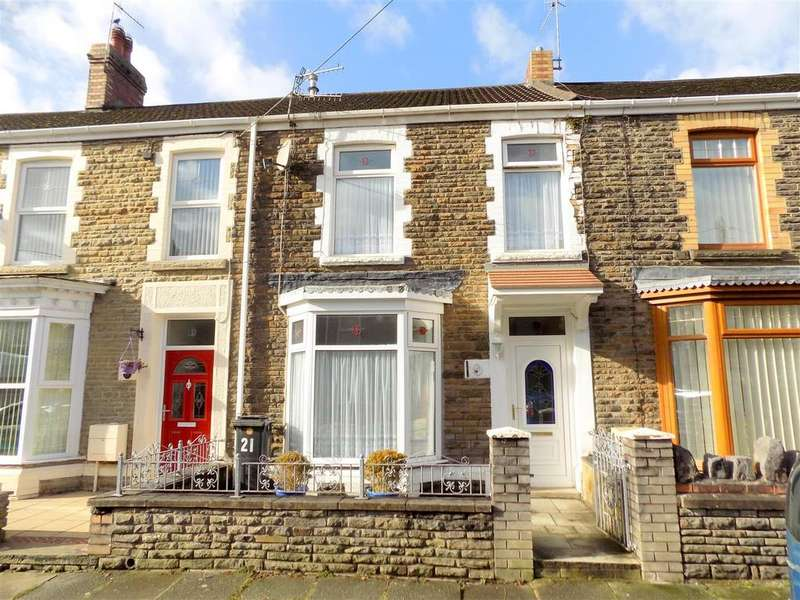 3 Bedrooms House for sale in Ormond Street, Neath