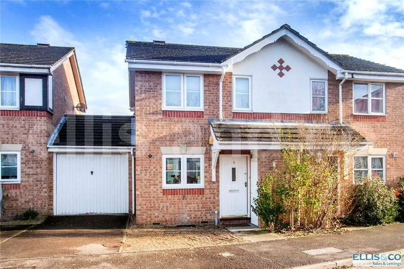2 Bedrooms Semi Detached House for sale in Brancaster Drive, Mill Hill, London, NW7
