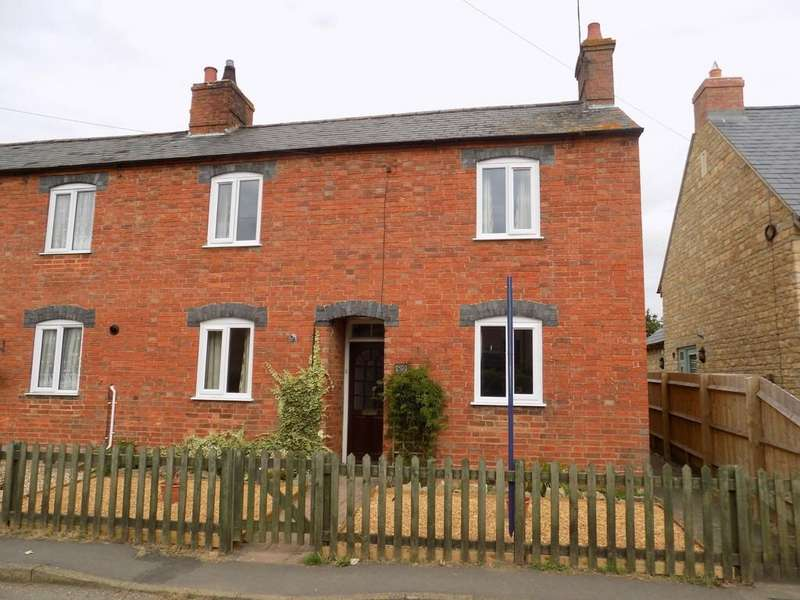 2 Bedrooms Semi Detached House for rent in High Street, Paulerspury