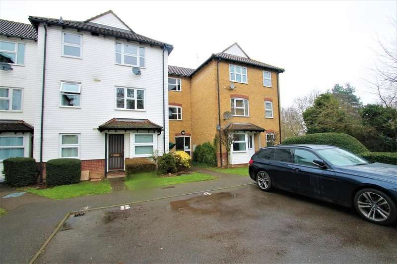 2 Bedrooms Apartment Flat for sale in Chequers Court
