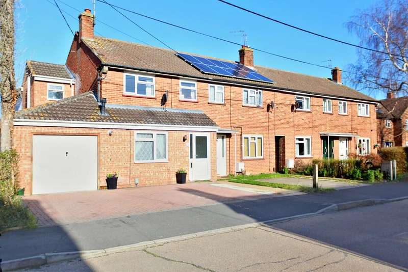 4 Bedrooms End Of Terrace House for sale in Harvey Crescent, Stanway, CO3 0QW