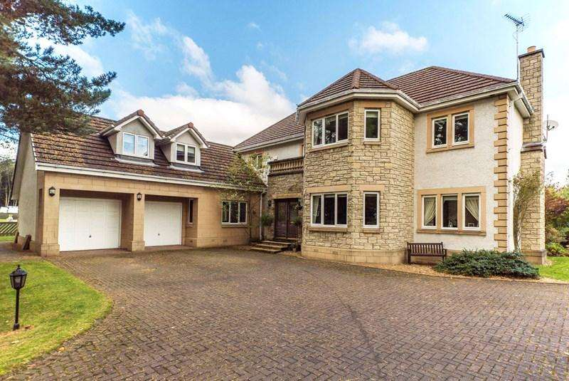 6 Bedrooms Property for sale in 20 Mount Frost Drive, Markinch, Glenrothes, Fife, KY7 6JQ