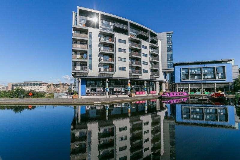 2 Bedrooms Property for sale in 131/6 Fountainbridge, Fountainbridge, Edinburgh, EH3 9QG