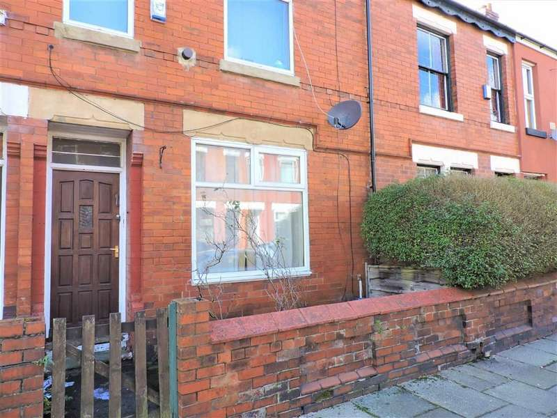 3 Bedrooms Terraced House for sale in Cuthbert Avenue, Manchester