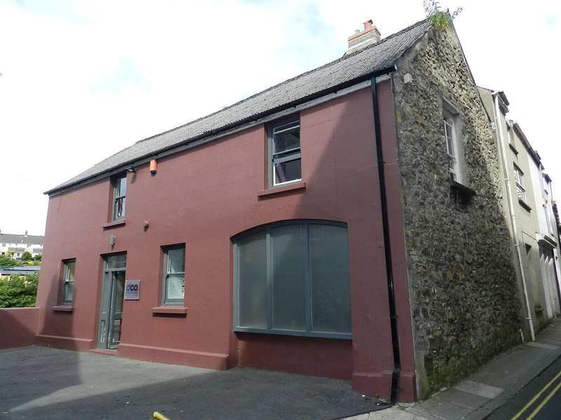 Office Commercial for sale in Dark Street, Haverfordwest, Pembrokeshire