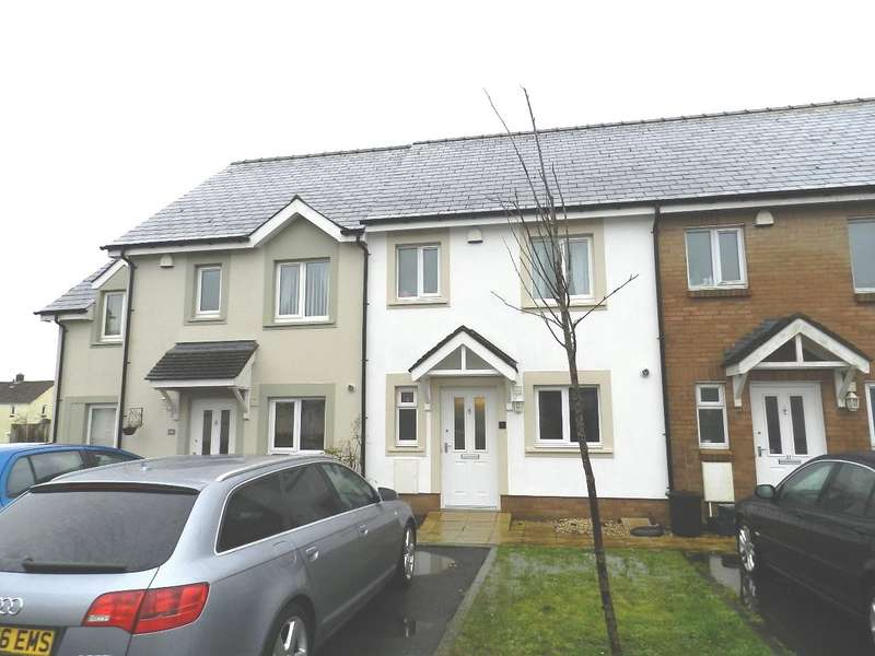 2 Bedrooms Terraced House for sale in Tudor Way, Haverfordwest, Pembrokeshire