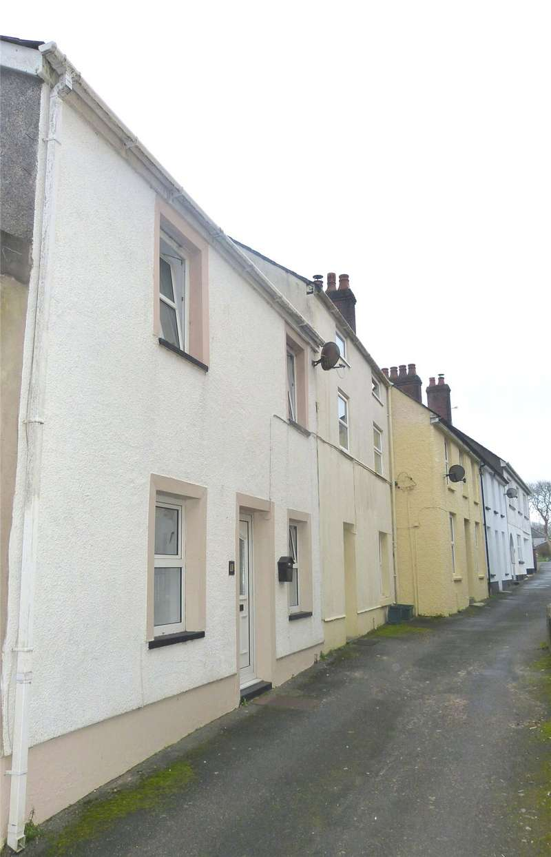 3 Bedrooms End Of Terrace House for sale in Tabernacle Row, Narberth, Pembrokeshire