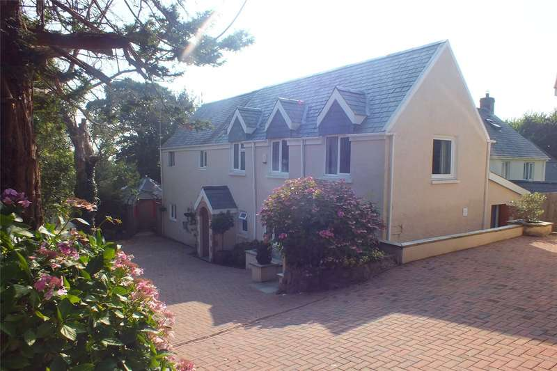 3 Bedrooms Detached House for sale in Coach House, Narberth Road, Tenby, Pembrokeshire