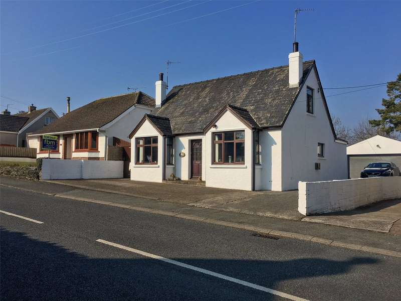 4 Bedrooms Detached House for sale in Sanbrook, Broadfield Hill, Saundersfoot, Pembrokeshire