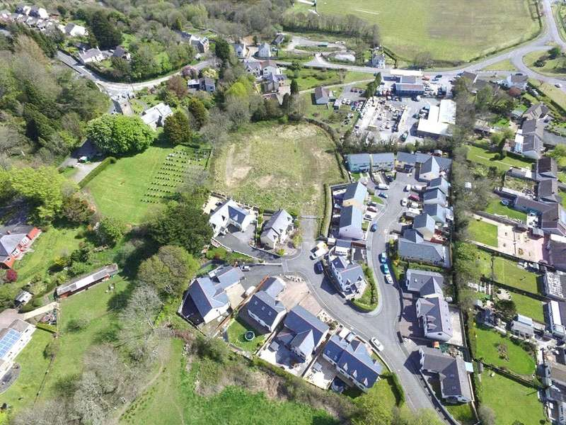 Land Commercial for sale in Plot 13, Church Close, Begelly, Kilgetty